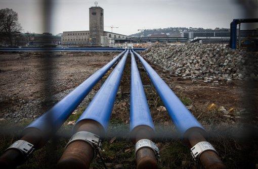 Das Eisenbahnbundesamt hat die siebte Planänderung für das Grundwassermanagement bei Stuttgart21 genehmigt. Foto: Achim Zweygarth