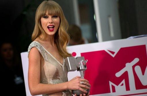 US-Stars Swift und Bieber räumen bei europäischen MTV-Preisen ab