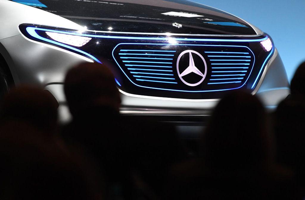 Die E-Autos der Marke EQ sollen in die bestehenden Werke integriert werden. Foto: dpa