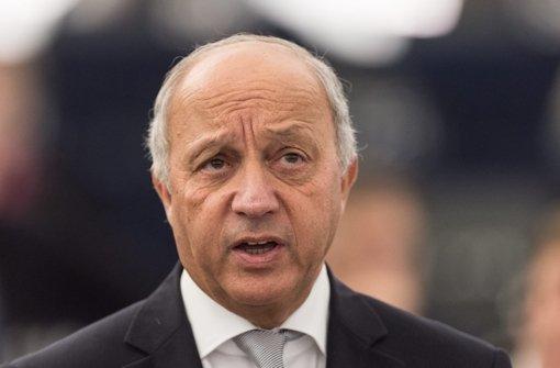 Laurent Fabius gibt sein Amt auf