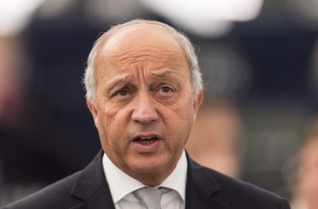 Laurent Fabius tritt als französischer Außenminister zurück. Foto: dpa
