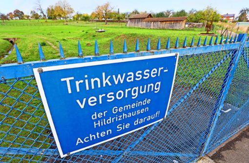 Wird in Hildrizhausen das Wasser knapp?