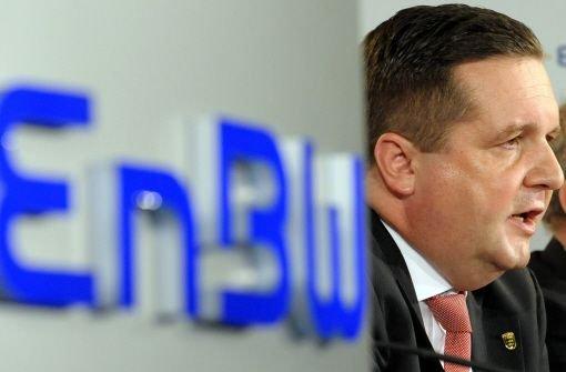 EnBW-Ausschuss erhält Ermittlungsakten