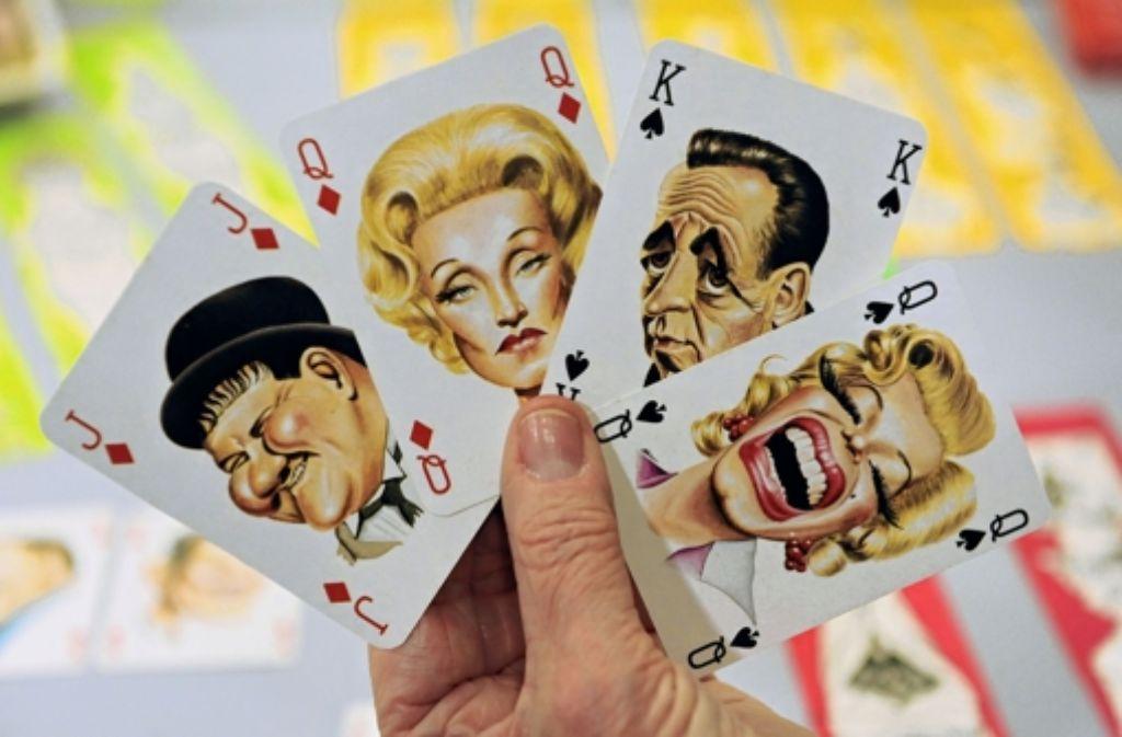Vorerst sind keine Spielkarten-Ausstellungen mehr in Leinfelden geplant Foto: dpa