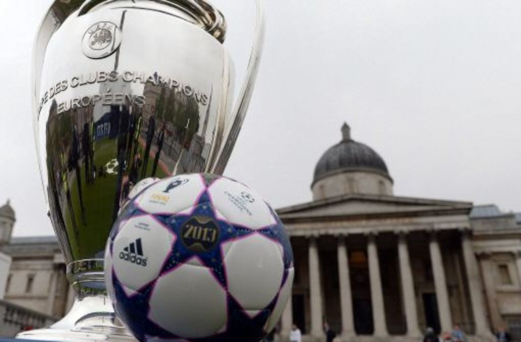 Champions League Finalteilnehmer