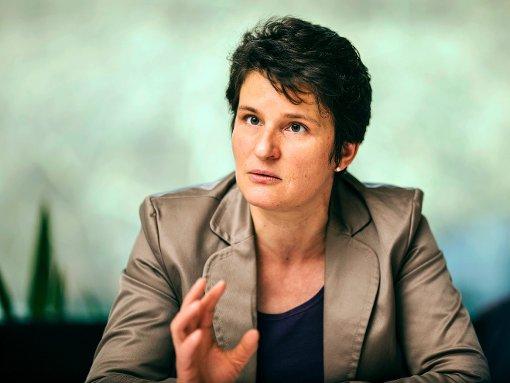Tanja Gönners lautes Schweigen