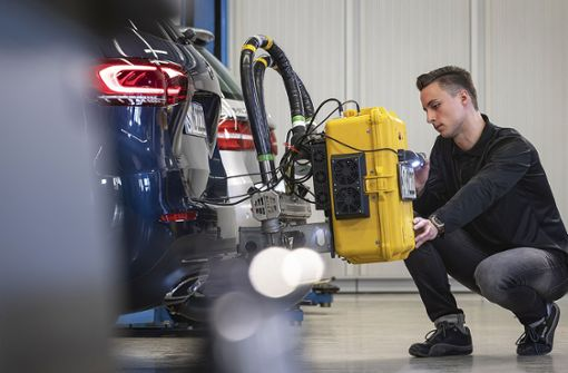 Anleger bringen Daimler in die Bredouille