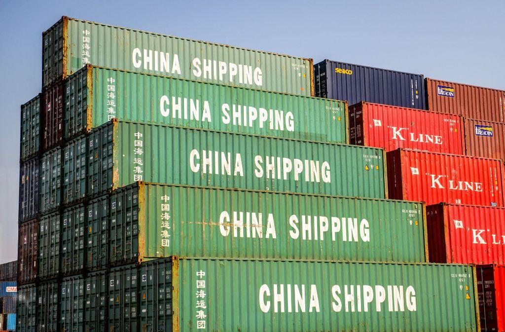 Chinas Wirtschaft wächst – das hilft auch deutschen Unternehmen. Foto: dpa