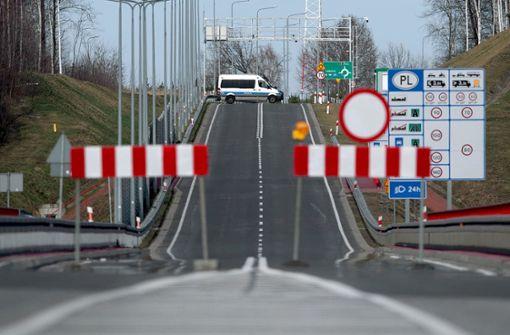Grenzen bedrohen den EU-Warenverkehr
