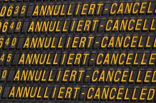 Eurowings erwartet am Freitag wieder regulären Flugbetrieb