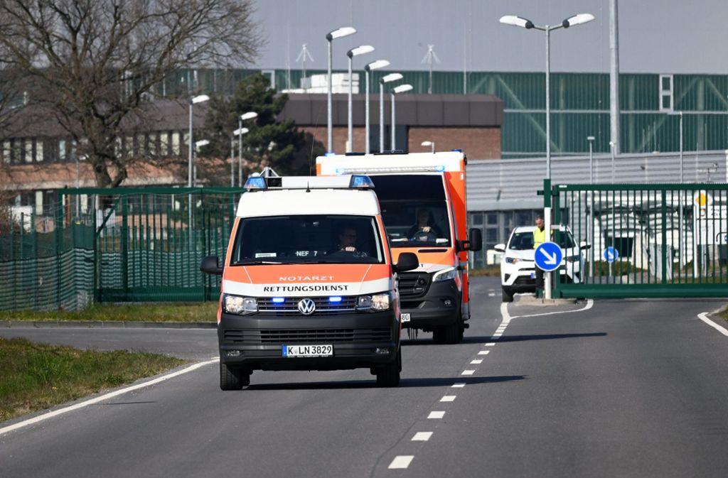 In allen Bundesländern ist es nun zu Todesfällen infolge von Coronavirus-Infektionen gekommen. (Symbolbild) Foto: dpa/Henning Kaiser