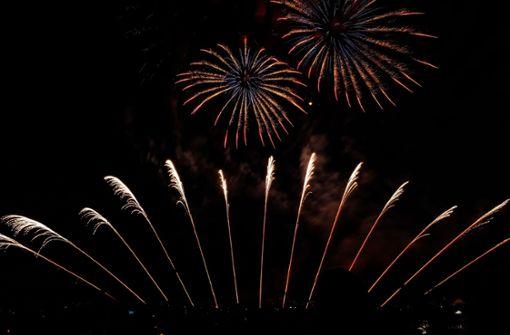 Südkorea gewinnt die Flammenden Sterne