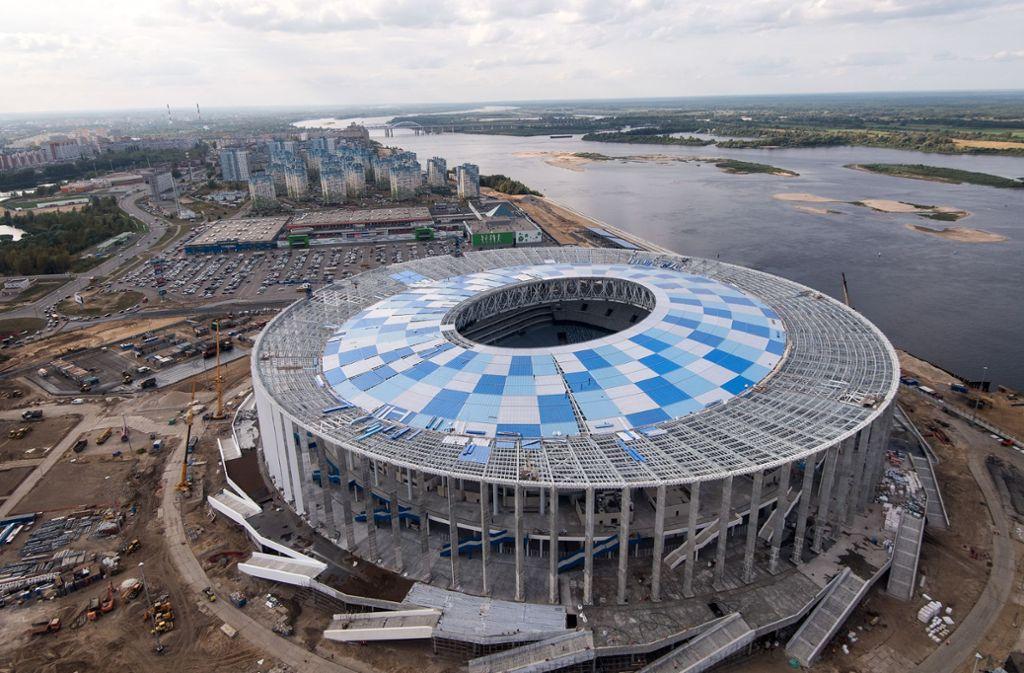 Stadion Nischni Nowgorod