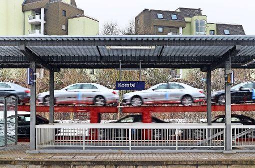 Bahn will Schienenlärm messen