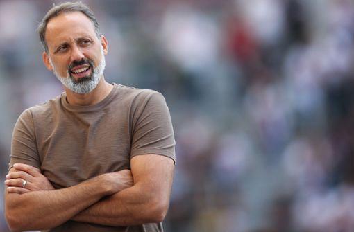 Wie Pellegrino Matarazzo seine Spieler an ihre Grenzen bringen will