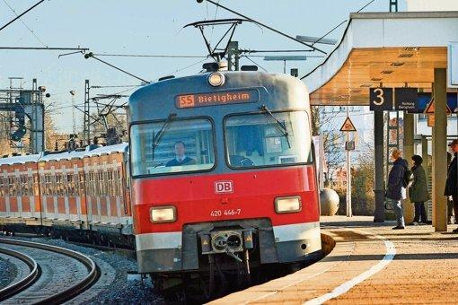 Weichenstörung in Ludwigsburg behoben