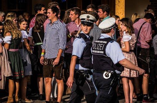 Mehr Straftaten, Polizei ist trotzdem zufrieden