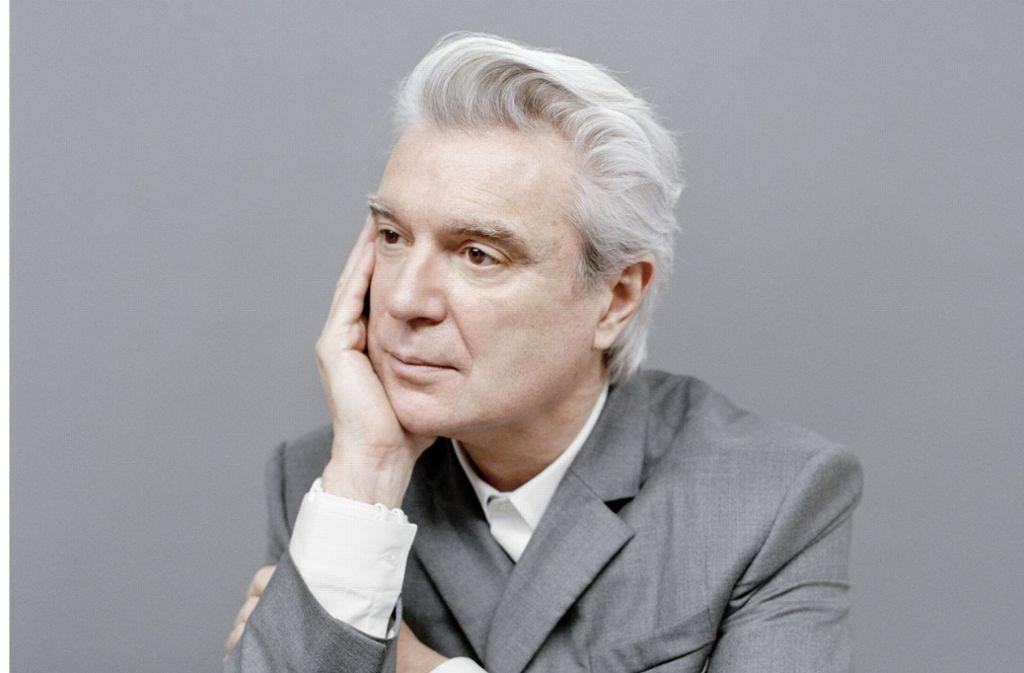David Byrnefindet die Zukunft spannender als die Vergangenheit. Foto: Warner