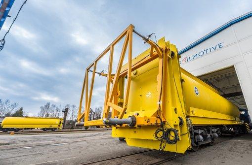 DLR hat neue Knautschzone  für  Waggons entwickelt