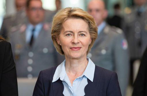 EU-Parlament wählt von der Leyen an Kommissions-Spitze