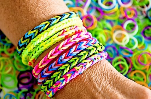 loom bands armbänder