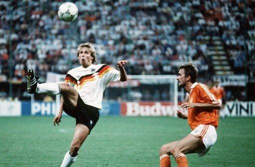 Deutschland gegen die Niederlande - das ewig junge Duell
