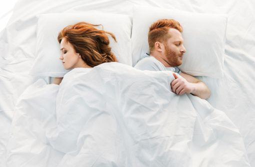 Wann Männer und Frauen besser getrennt schlafen sollten