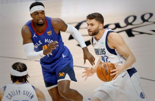 Die NBA als Corona-Risikogebiet