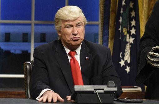 Hollywood rechnet mit Präsidenten ab