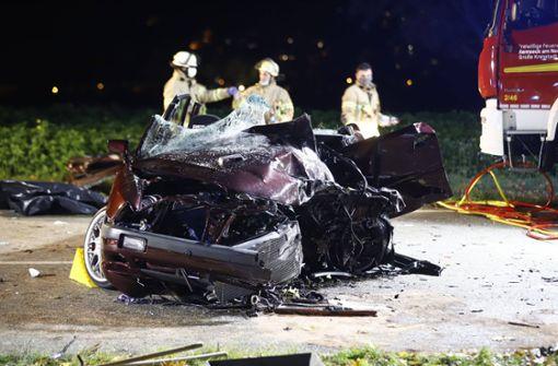Mehrere Schwerverletzte bei zwei Unfällen
