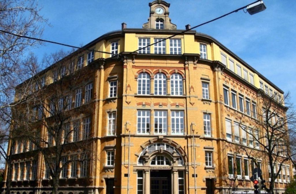 Die Bismarckschule bleibt erst einmal Werkrealschule. Foto: Archiv Georg Friedel