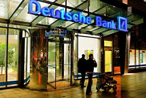 privatkundengesch ft deutsche bank l st konten auf wirtschaft stuttgarter zeitung. Black Bedroom Furniture Sets. Home Design Ideas