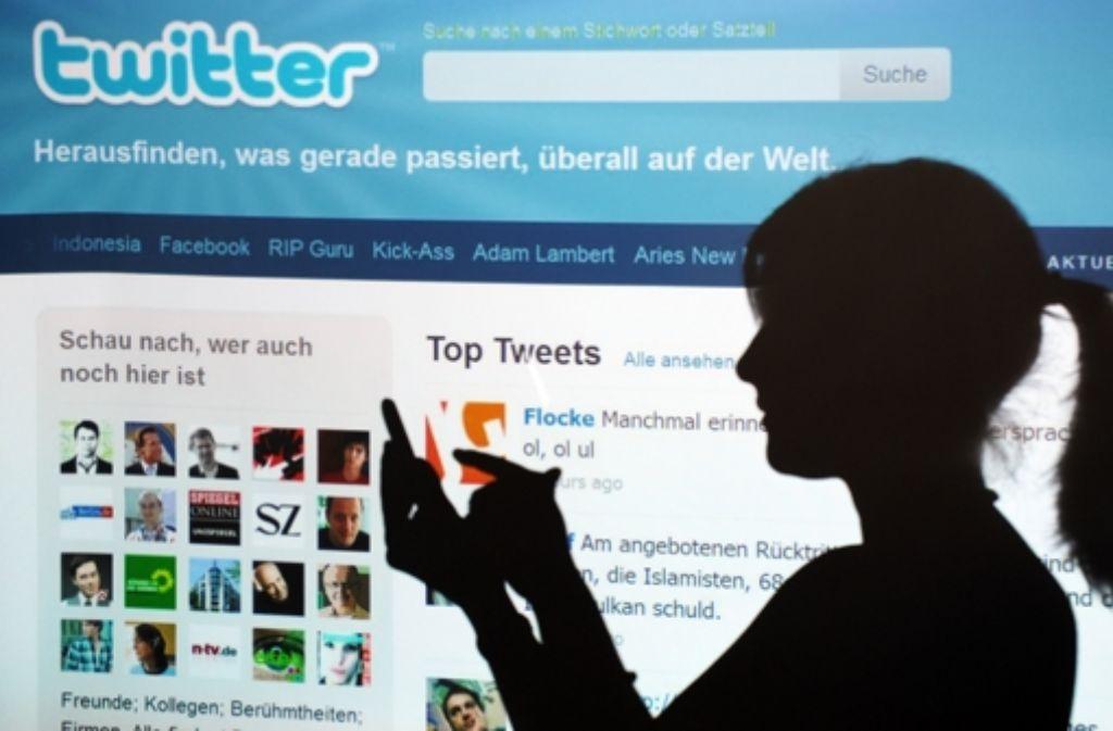 Tweets, SMS, und Netzsprache gefallen den Sprachhütern vom Verein für deutsche Sprache nicht. Foto: dpa