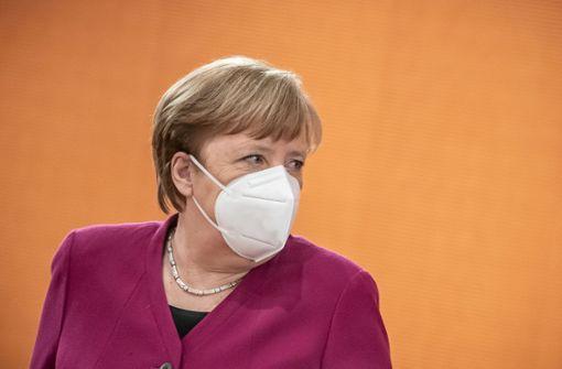 Angela Merkels Öffnungsplan – um diese Punkte wird jetzt gerungen