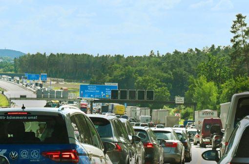 Wo zum Ferienbeginn der  Verkehrskollaps droht