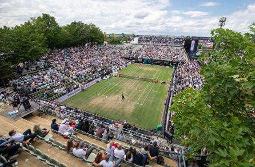 Newsblog: Entscheidung für Stuttgarter Tennis-Turnier sollte bald fallen