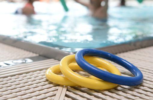 Schwimmbad wird geschlossen