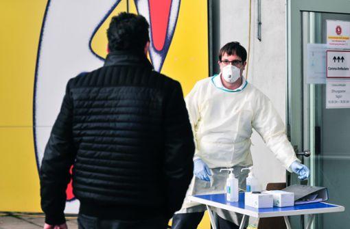 Drei Infektionsfälle in Stuttgart