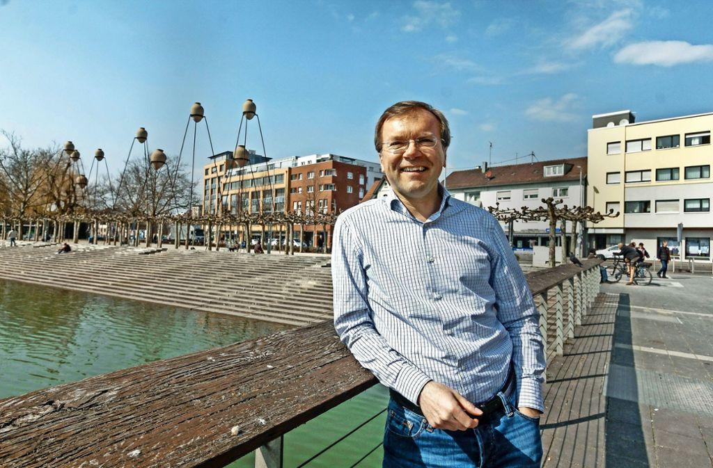 Federführend: Der CDU-Umwelt- und Energiepolitiker Paul Nemeth Foto: factum/Granville
