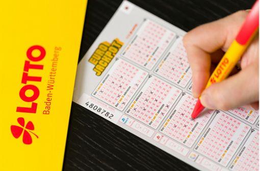 Lottospieler aus Region Stuttgart gewinnen Millionen