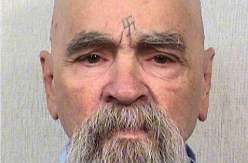 Sektenführer Charles Manson im Krankenhaus