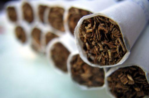 Zigaretten werden teurer