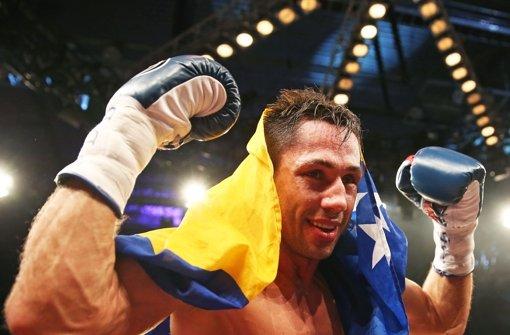 Felix Sturm ist zum vierten Mal Weltmeister