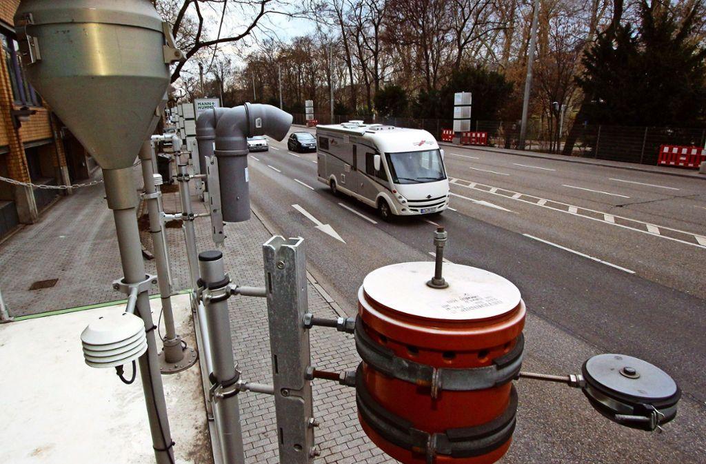 Haben es die deutschen Behörden bei der Auslegung der Anweisungen aus Brüssel für die Aufstellung der Messstationen etwas zu genau genommen? Foto: www.imago-images.de
