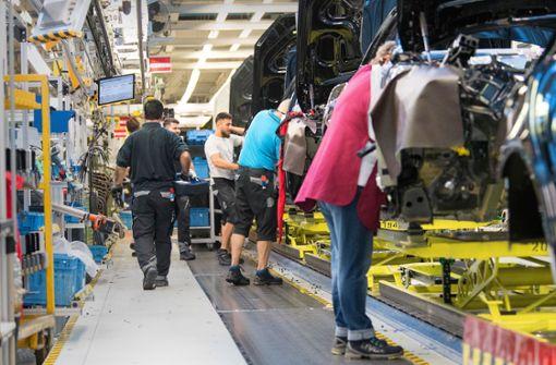 Daimler bereitet sich auf Kurzarbeit vor