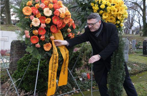 CDU ehrt einstigen Stuttgarter Oberbürgermeister