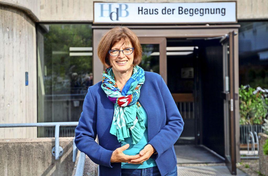 Nach elf Jahren in Leonberg verabschiedet sich Ursula Wagner in den (Un-)Ruhestand. Foto: factum/