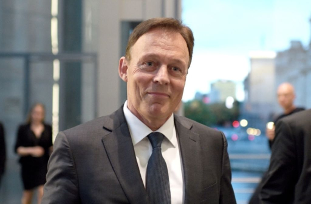 SPD-Fraktionschef Thomas Oppermann  Foto: dpa
