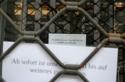 Städtetag erwartet bei Wiedereröffnung von Geschäften wenig  Andrang