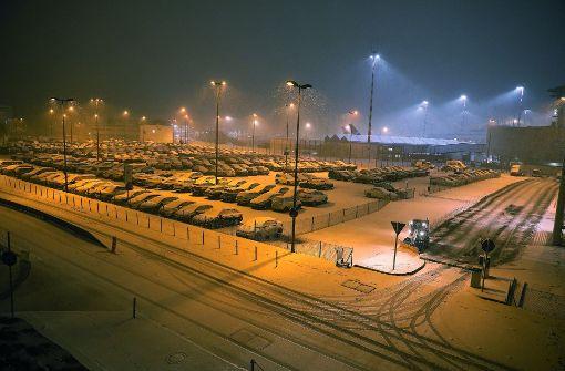 Flughafen vorübergehend geschlossen